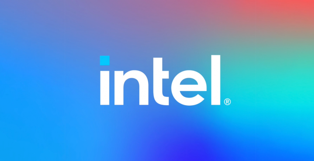 новый логотип intel