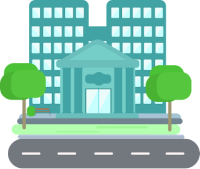 Девелопер, специализирующийся на строительстве муниципальных объектов и систем электроснабжения.